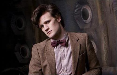 Quelle est la phrase fétiche du 11e Doctor ?