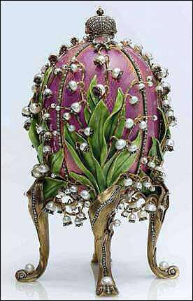 Pour lequel de ces tsars a été fabriqué le premier oeuf de Fabergé en 1885 ?