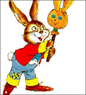 Comment se nomme ce lapin, héros des livres d'Enyd Blyton ?