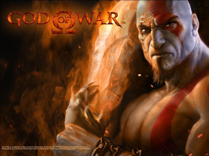 Comment s'appelle le héros du jeu vidéo  God of War  ?