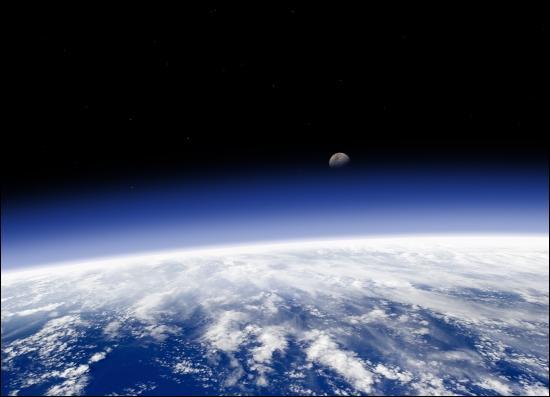 Quel gaz constitue 78% de l'atmosphère terrestre ?