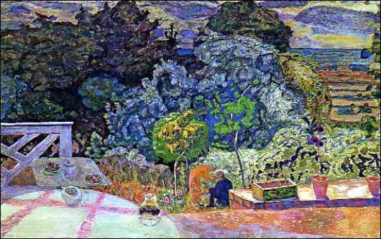 Les jardins des peintres