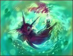 Aquali est un pokémon... ?