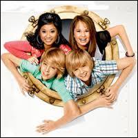 Comment s'appelait la série parue avant  La vie de croisière de Zack et Cody  ?
