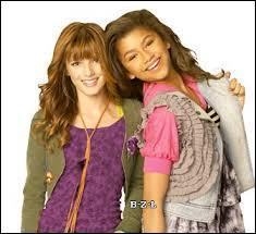 Qui sont les deux filles sur la photo ?