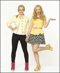 Comment s'appelle la série parlant de deux soeurs jumelles ?