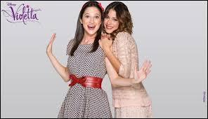 Mes deux meilleures amies sont Violetta et Francesca. Je suis sûrement :