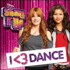 Comment s'appelle l'émission où dansent Rocky & Cece ?