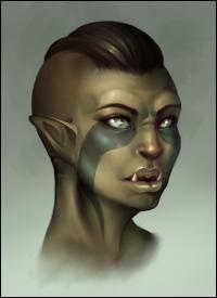 Quel est le nom elfique des Orques ?