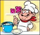 Le lexique du cuisinier (4)