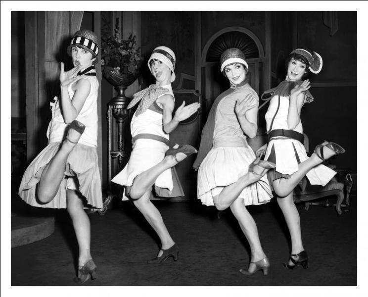 C'est une danse dynamique, créée en 1920, en Caroline du Sud.