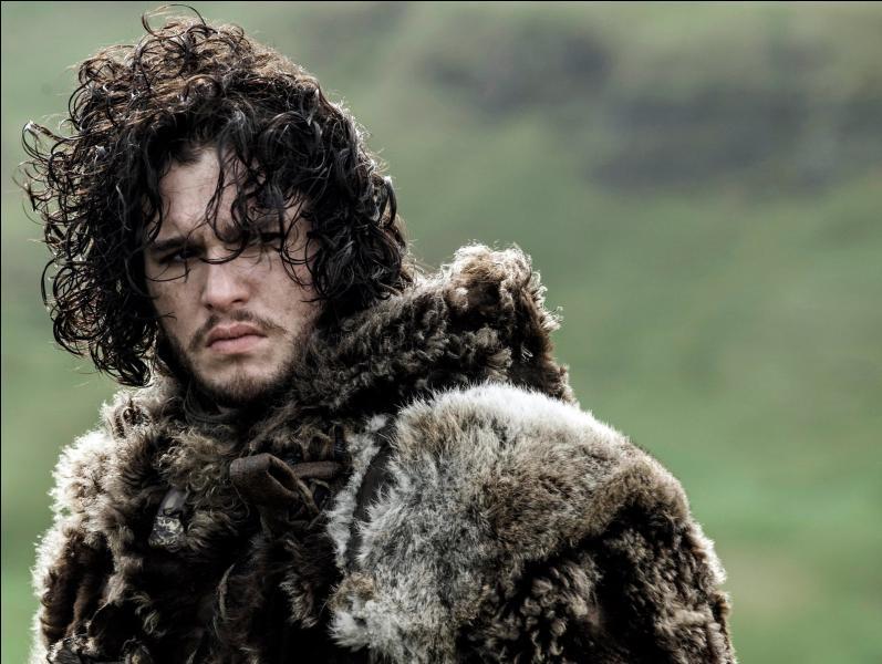 Quelles sont les dernières paroles de Jon Snow à Ygrid avant de regagner le mur ?