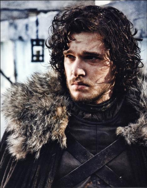 Quel acteur joue le rôle du beau Jon Snow ?