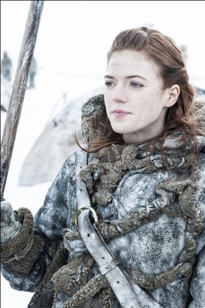 Quelle actrice joue le rôle de la sauvageonne Ygrid ?