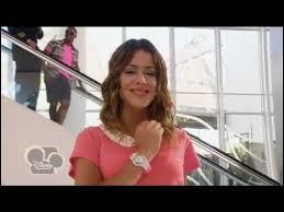 Quelle est la première chanson qu'interprète Violetta dans l'épisode 1 ?