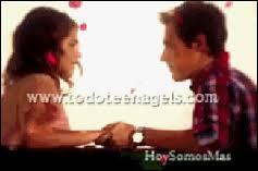 Violetta a-t-elle envie de chanter avec Diego et de l'embrasser dans l'épisode 20 ?