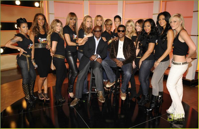 Quelles chanteuses ont participé à la chanson  Just Stand Up  pour le Téléthon en Amérique ?