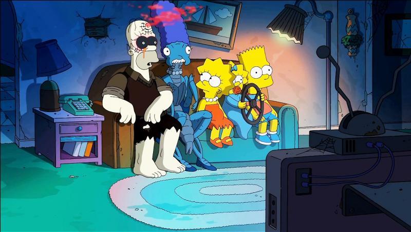 Quel joueur de basket a été caricaturé dans les Simpson ?