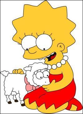 Quel est l'animal préféré de Lisa ?