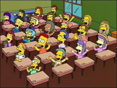 Comment la meilleure amie de Lisa s'appelle-t-elle ?
