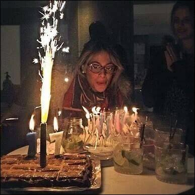 L'anniversaire de Martina Stoessel c'est le :