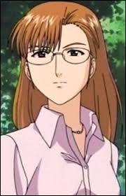 'Tantei Gakuen Q' : je vous montre Minami Megumi.