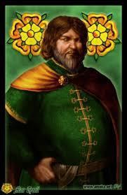 Qui est le seigneur de la maison Tyrell ?