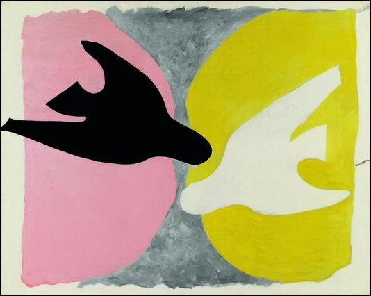 L'interprète de 'Laisse-moi t'aimer' a chanté 'l'oiseau noir et l'oiseau blanc sont faits pour s'aimer  en 1975. Qui est-ce ? (Clip)
