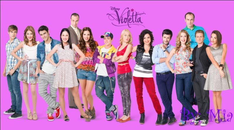 Violetta 1 et 2