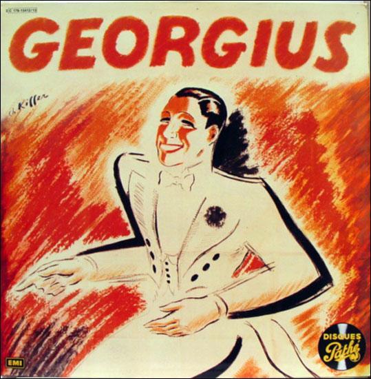 Dans quelle très vieille chanson, au comique pas franchement léger, Georgius parle-t-il de  Papillon  ?