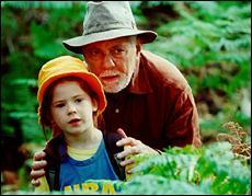 Le Papillon  est un film français de Philippe Muyl sorti le 18 décembre 2002 avec Michel Serrault. Quelle est, sommairement, l'histoire ?