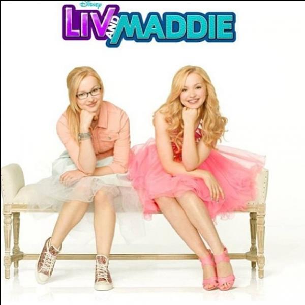 Liv et Maddie . Qui est l'actrice qui joue les rôles de Liv et Maddie ?