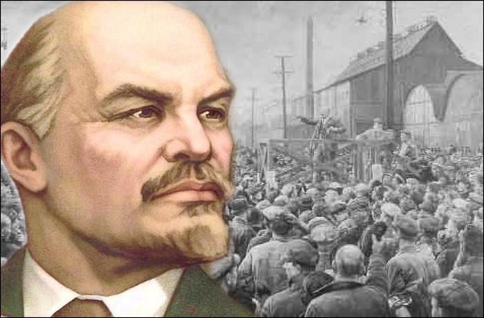 Quelle était la position de Lénine au début de la Première Guerre mondiale en 1914 ?