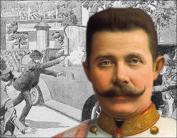 Considéré comme l'événement déclencheur de la Première Guerre mondiale, où fut assassiné l'héritier de l'empire austro-hongrois l'archiduc François-Ferdinand ?
