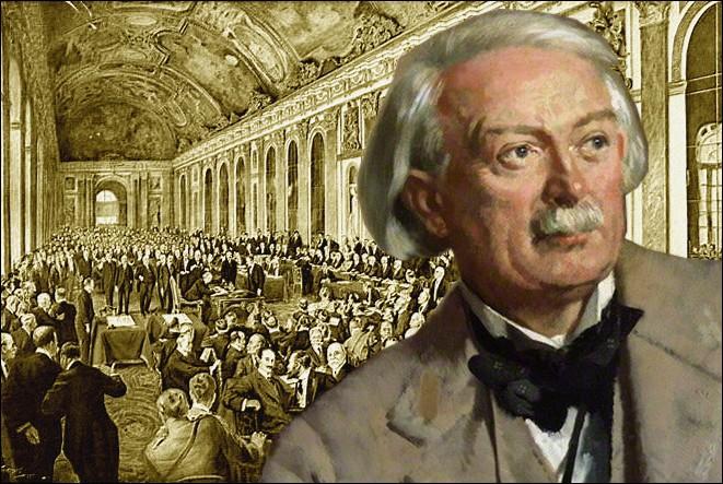Il fut premier ministre britannique et ministre des munitions pendant la Grande Guerre...