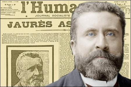 Jean Jaures s'est illustré par son pacifisme et son opposition au déclenchement de la Première Guerre mondiale. Par qui fut-il assassiné le 31 juillet 1914 ?