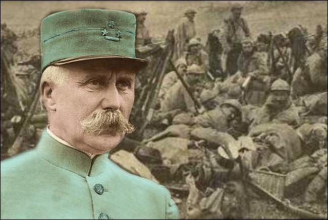 A quelle fonction accède Philippe Pétain, le 15 mai 1917 ?