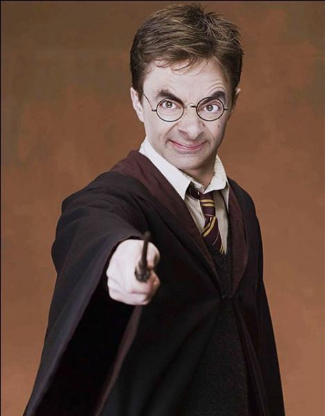 Mr. Bean s'est introduit dans cette image censée représenter Harry. Au fait, quel acteur incarne Mr. Bean ?