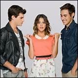 Qui embrasse Violetta dans le dernier épisode de la saison 2 ?