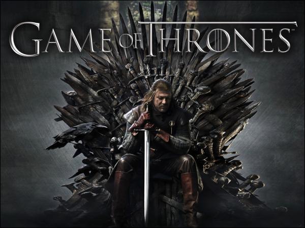 Tout d'abord, sous quel nom retrouve t-on souvent la série Game of Thrones dans les pays francophones ?