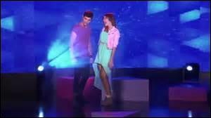 Diego et Violetta chantent une chanson ensemble, laquelle ?