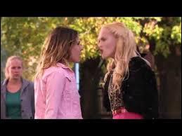 Quelle chanson interprètent Violetta et Ludmila ?