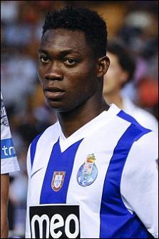 Qui est ce jeune joueur ghanéen ?