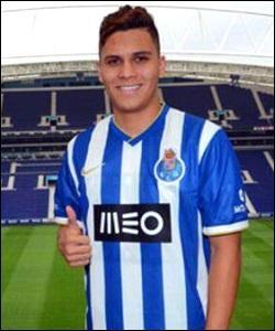 Qui est ce jeune joueur colombien ?