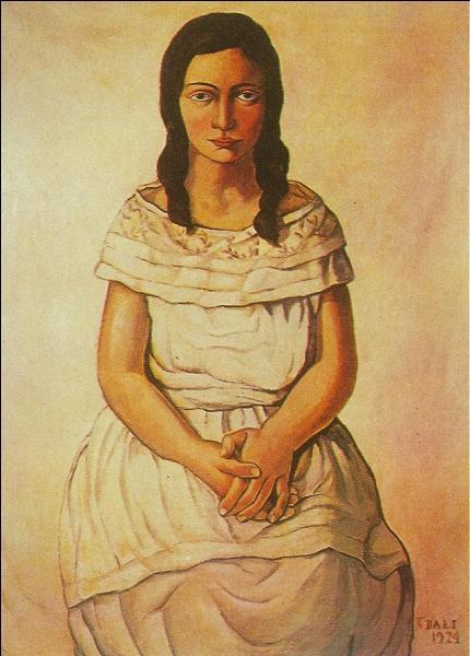 Qui a peint Portrait d'Ana Maria ?