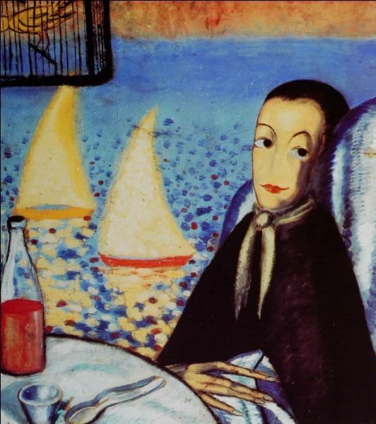 Qui a peint L'enfant malade ?