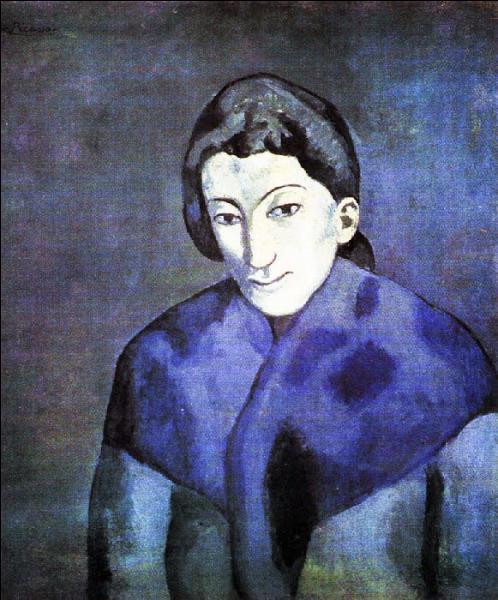 Qui a peint La femme au fichu ?