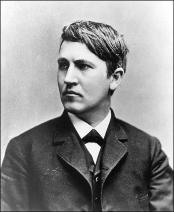 Le papa de Thomas Edison fut épicier, brocanteur, agent immobilier, charpentier... Mais que faisait sa mère à l'origine ?