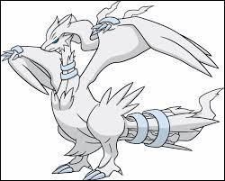 Reshiram est nommé le Pokémon...