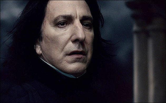 Pour quelle raison Rogue a-t-il tué Dumbledore ? (Attention SPOILER)